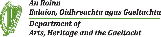 Department of Arts Heritage and the Gaeltacht